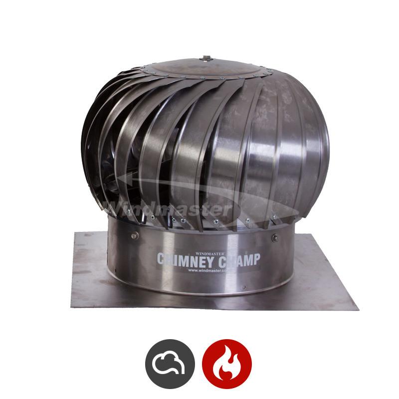 Chimney Champ Ventilation Chimney Ventilator Chimney